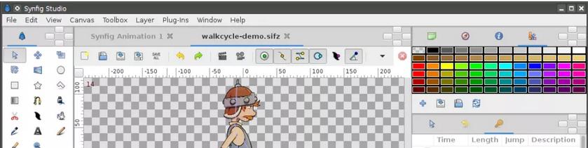 Synfig – Le Logiciel Libre d'Animation 2D