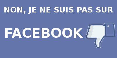 Nouvelles – 28 février journée sans Facebook !