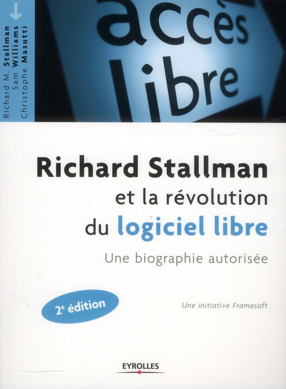 Conseil de lecture : Richard Stallman et la révolution du Logiciel Libre