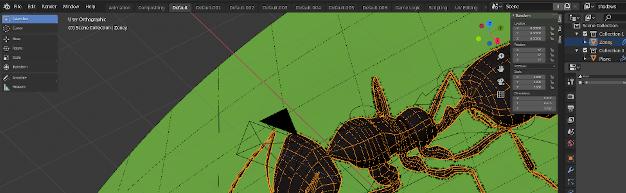Blender, libérez vos créations 3D !