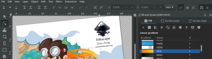Inkscape, libérez vous d'Illustrator !