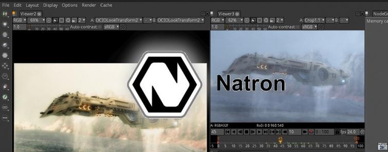 Natron, libérez vos effets spéciaux !