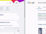 compa google qwant