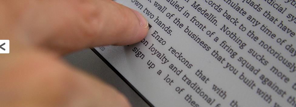 Nouvelles – Un livre numérique n'est pas un livre