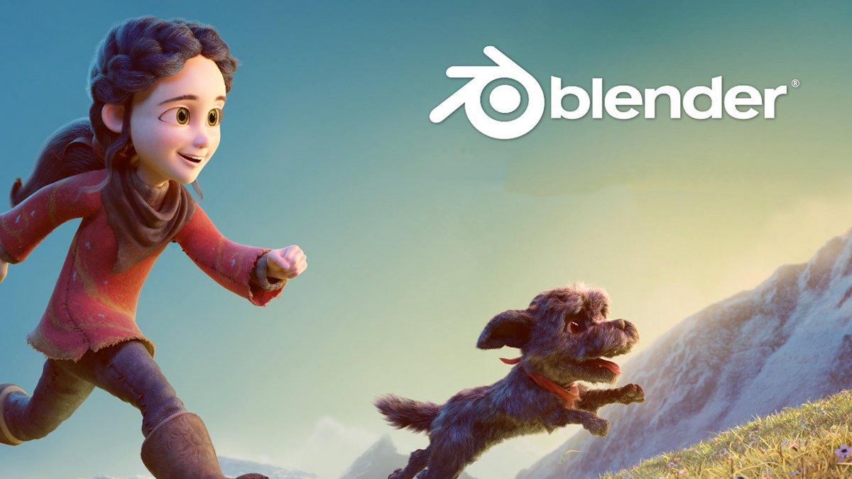 Nouvelles – AMD rejoint la fondation BLENDER !