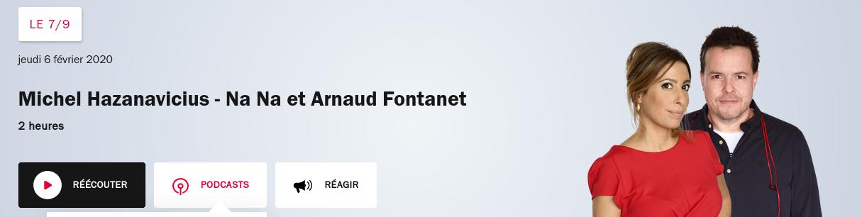 Nouvelles – GNU/Linux dans le Zoom de la rédaction de FranceInter