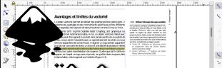 Modifier un PDF avec Inkscape