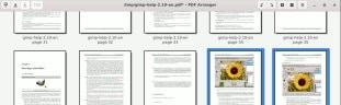 Extraire, fusionner des fichiers PDF