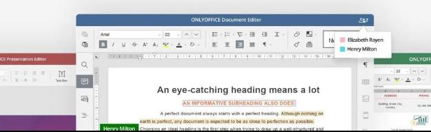 OnlyOffice jumeau libre de Microsoft 365