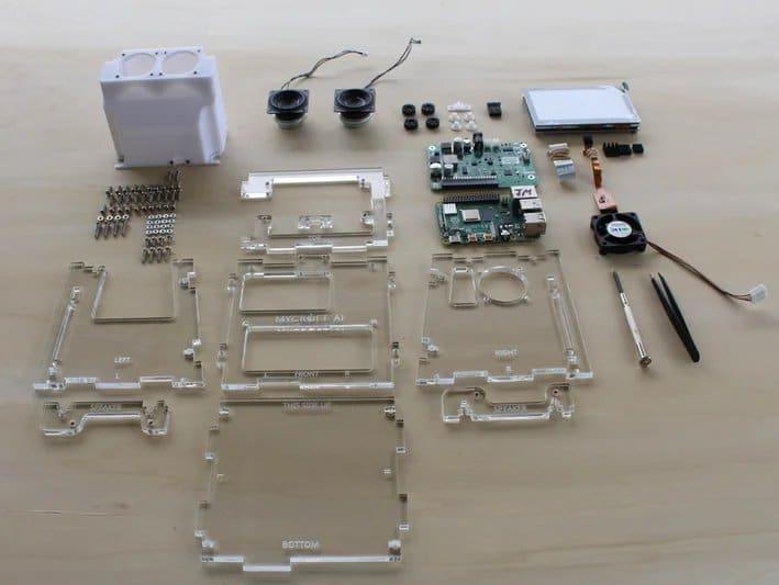 le kit Mark II de Mycroft AI