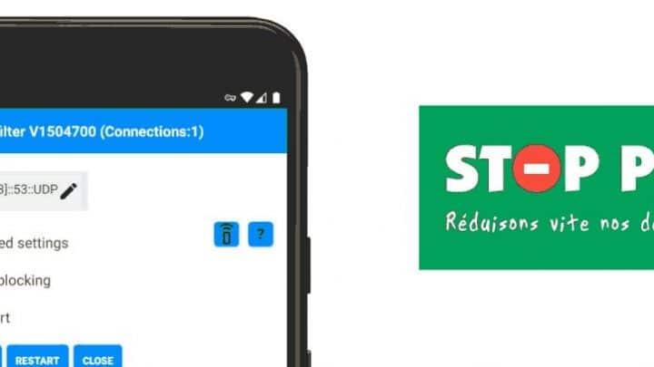 Moins de pub sur votre Android