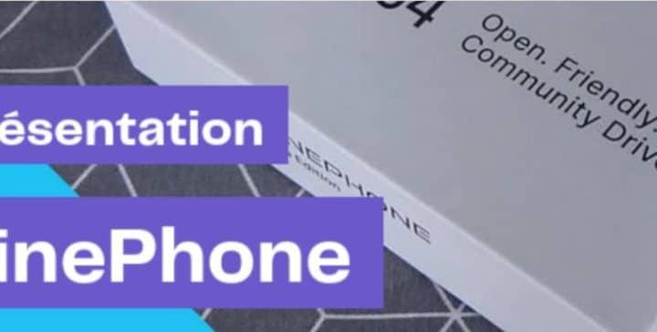 Pinephone – le point en vidéo